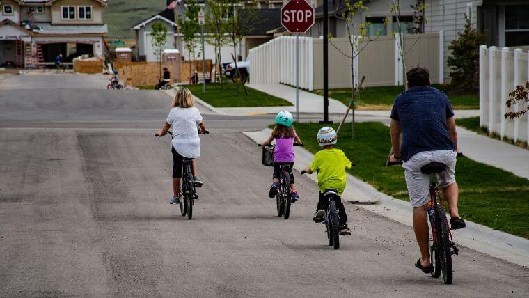 【自転車練習方法】何歳から練習をすればいいのか
