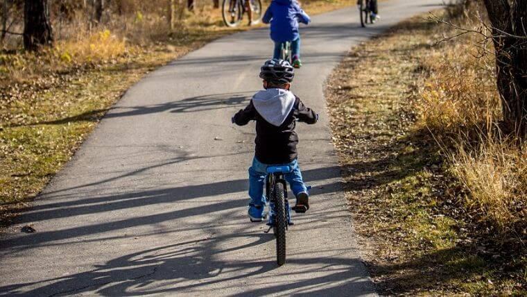 【自転車練習方法】乗るための重要ポイント4点