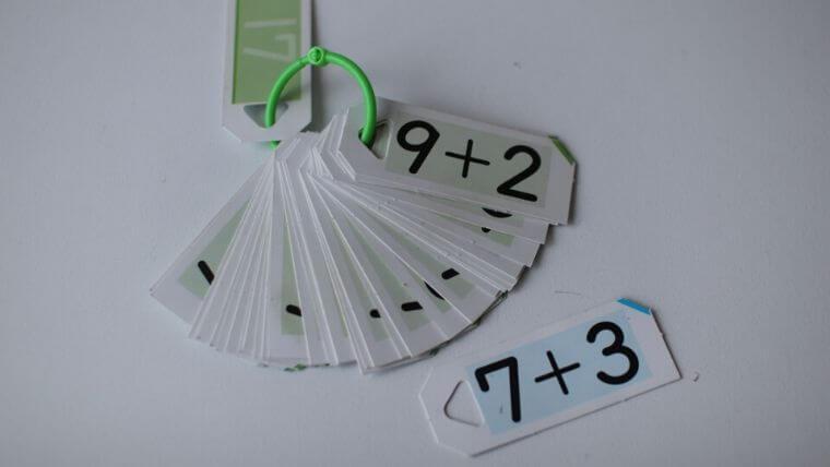 計算カード